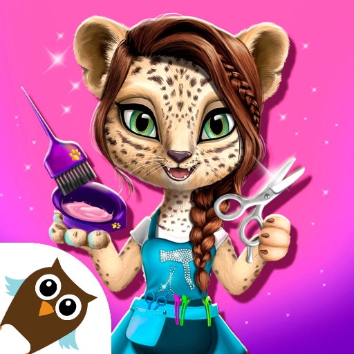 Amy's Animal Hair Salon – Cat Fashion & Hairstyles 4.0.50015 APK