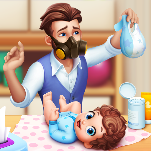 Baby Manor: Baby Raising Simulation & Home Design  1.10.1 APK MOD (Unlimited Coins) Download