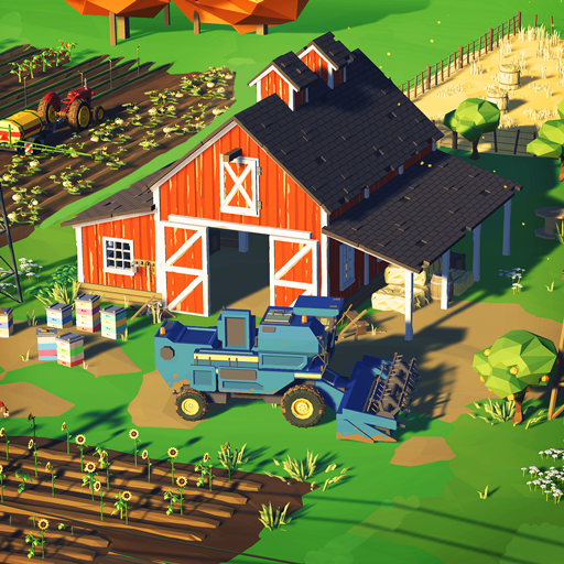 Big Farm Mobile Harvest – Free Farming Game  7.14.21107 APK MOD (Unlimited Coins) Download