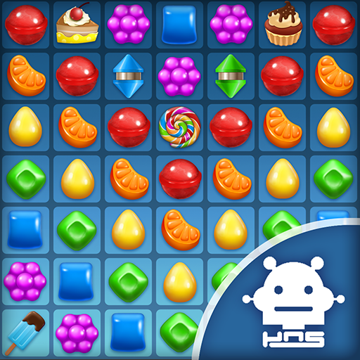 Candy Sweet Story: Candy Match 3 Puzzle 75 APK