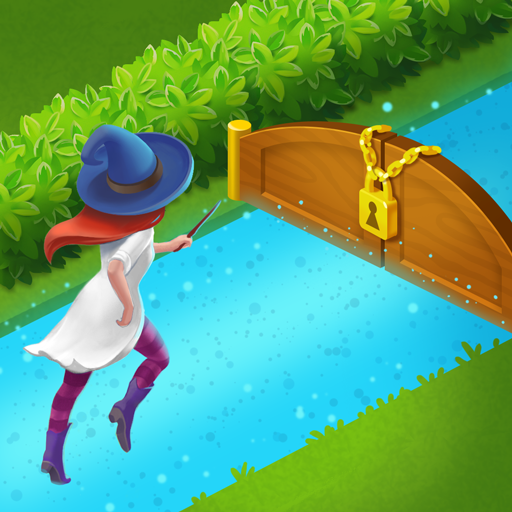 Charms of the Witch: Magic Mystery Match 3 Games  2.33.0 APK
