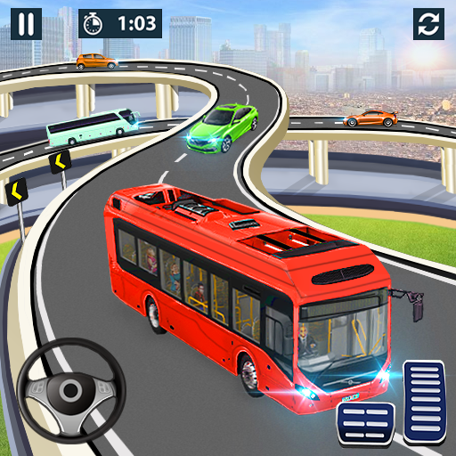 City Coach Bus Simulator 2020 – PvP Free Bus Games 1.1.8 APK
