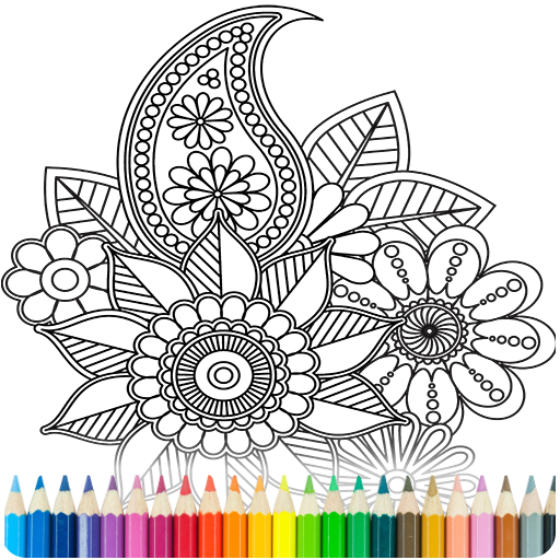 Coloring Book for Adults 7.5.2 APK