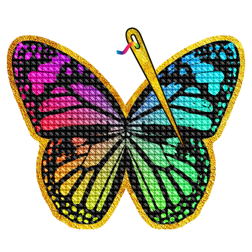 Cross Stitch Gold: Color By Number, Sewing pattern 1.2.4.0 APK