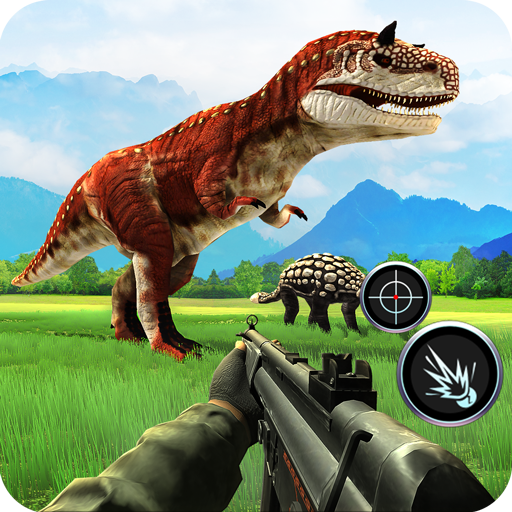 Dinosaur Hunter Sniper Jungle Animal Shooting Game 2.6 APK