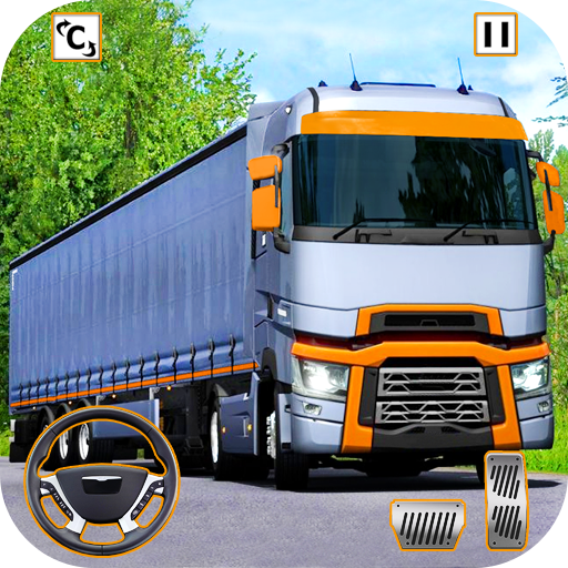 Euro Truck Driver 3D: Top Driving Game 2020 0.3 APK