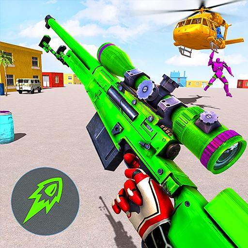 Fps Robot Shooting Games – Counter Terrorist Game  2.9 APK MOD (Unlimited Coins) Download