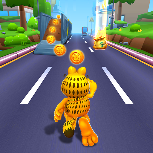 Garfield™ Rush  4.9.2 APK MOD (Unlimited Coins) Download