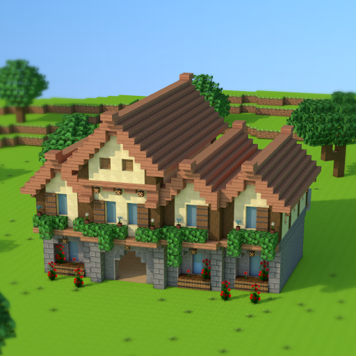 House Craft 3D – Idle Block Building Clicker 1.0.2 APK