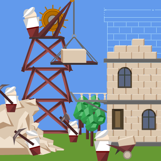 Idle Tower Builder: construction tycoon manager 1.1.9 APK