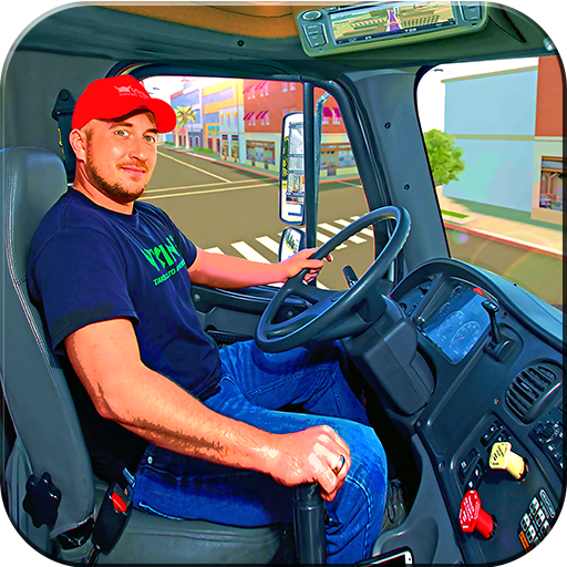 In Truck Driving: Euro new Truck 2020 2.0 APK