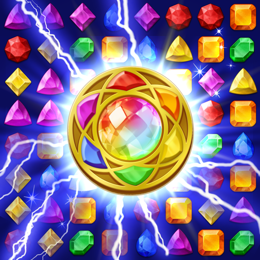 Jewels Magic: Mystery Match3  21.0430.00 APK MOD (Unlimited Coins) Download