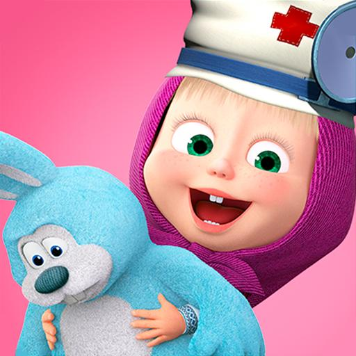 Masha and the Bear: Toy doctor 1.2.3 APK