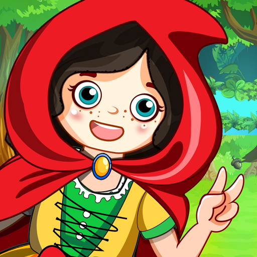 Mini Town: Little Red Riding Hood 2.3  APK