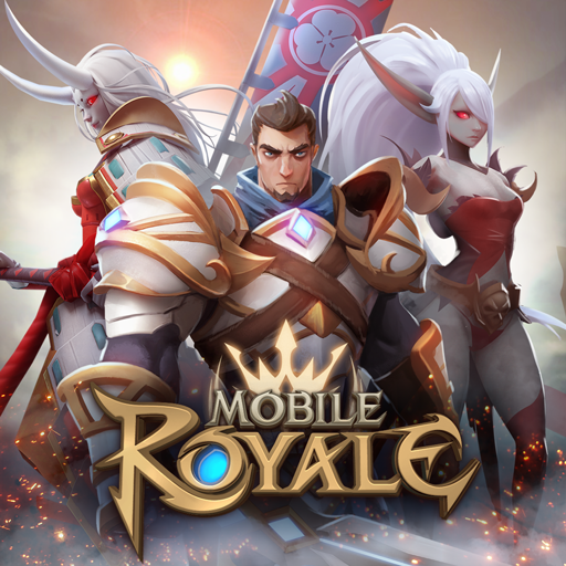 Mobile Royale MMORPG – Build a Strategy for Battle  1.28.0 APK MOD (Unlimited Coins) Download