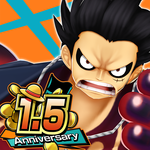 ONE PIECE バウンティラッシュ –チーム共闘対戦アクションゲーム-  41010 APK MOD (Unlimited Coins) Download