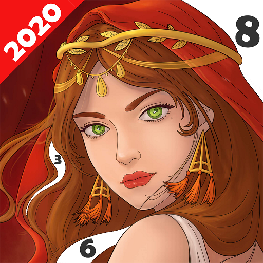 Paint Color: Coloring by Number for Adults 6.3.4 APK