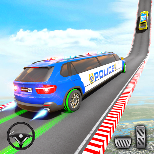 Police Limo Car Stunt Games : New Car Games 2020 2.4 APK