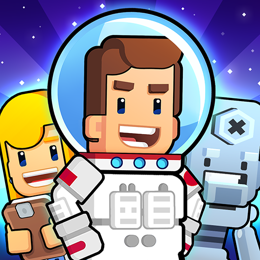 Rocket Star – Idle Space Factory Tycoon Game 1.45.0 APK