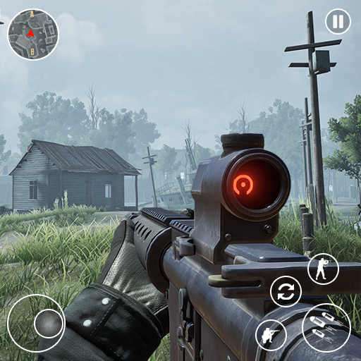 Sniper Gods Mode: Gun Shooting Sniper Games 2020  APK
