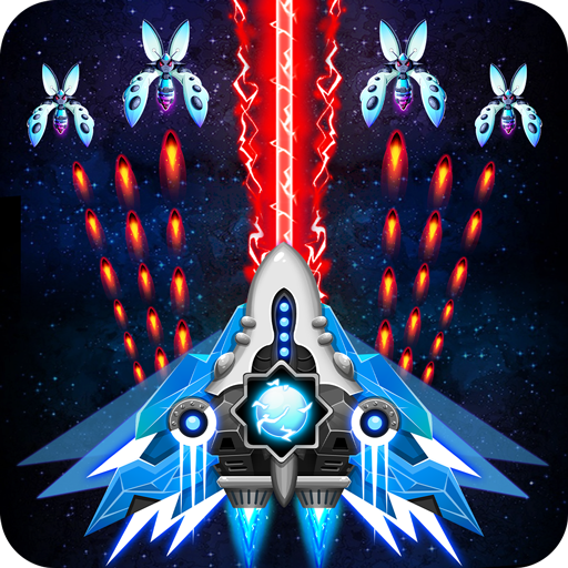 Space shooter – Galaxy attack – Galaxy shooter  1.513 APK MOD (Unlimited Coins) Download