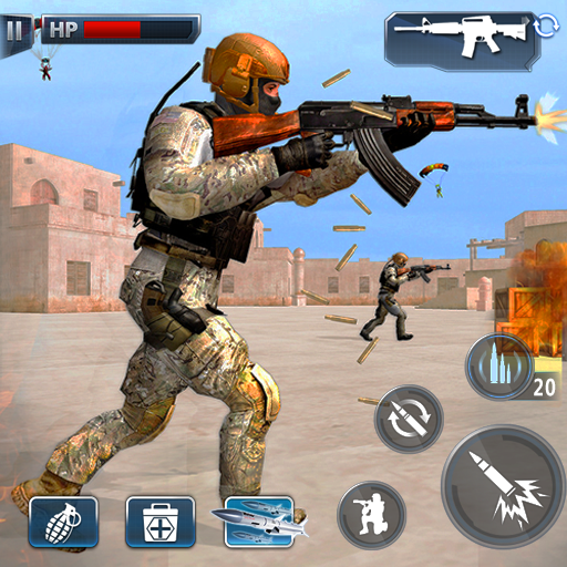 Special Ops 2020: Encounter Shooting Games 3D- FPS 1.1.1 APK