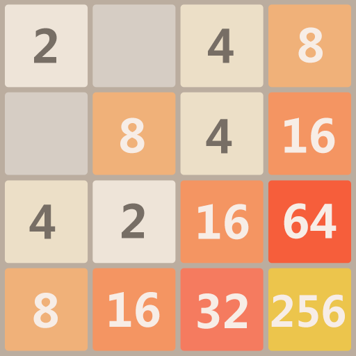 2048 Charm Classic & Free, Number Puzzle Game  5.2502 APK MOD (Unlimited Coins) Download