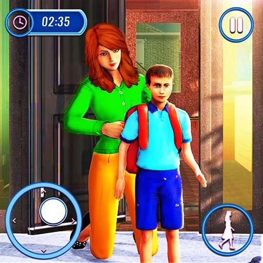 Amazing Family Game Virtual Mother Simulator  3.2 APK MOD (Unlimited Coins) Download