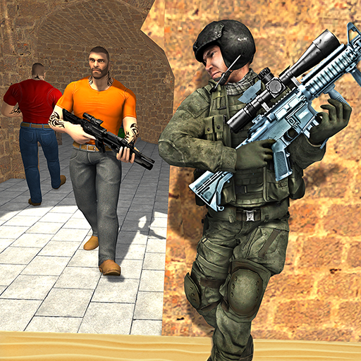 Anti-Terrorist Shooting Mission 2020  5.8 APK MOD (Unlimited Coins) Download
