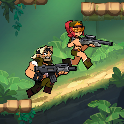 Bombastic Brothers – Top Squad.2D Action shooter. 1.5.53 APK