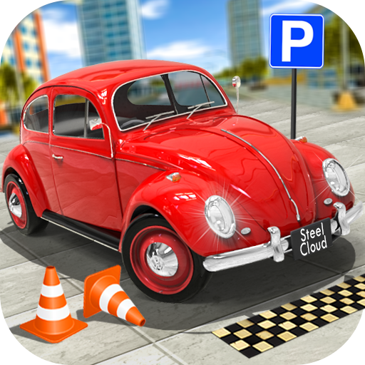Classic Car Parking Game: New Game 2021 Free Games  1.8.1 APK MOD (Unlimited Coins) Download
