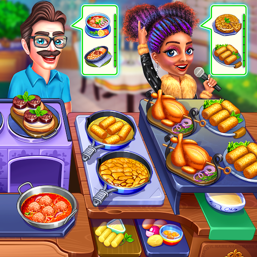 Cooking Express : Food Fever Cooking Chef Games  2.4.9 APK MOD (Unlimited Coins) Download