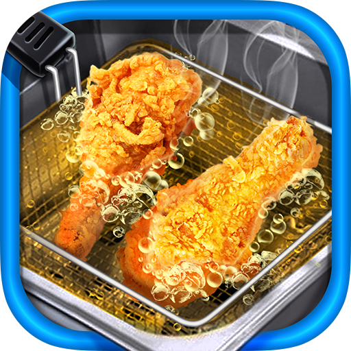 Deep Fry Maker – Street Food 2.5 APK