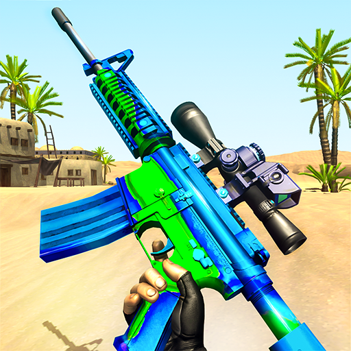 Fps Shooting Strike – Counter Terrorist Game 2019  1.0.36 APK MOD (Unlimited Coins) Download