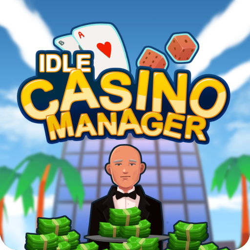 Idle Casino Manager Business Tycoon Simulator  2.5.0 APK MOD (Unlimited Coins) Download
