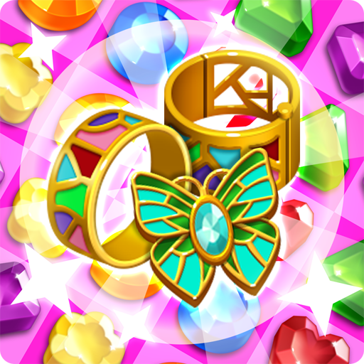 Jewel Witch Best Funny Three Match Puzzle Game  1.10.0 APK MOD (Unlimited Coins) Download