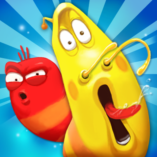 Larva Heroes Lavengers  2.7.9 APK MOD (Unlimited Coins) Download