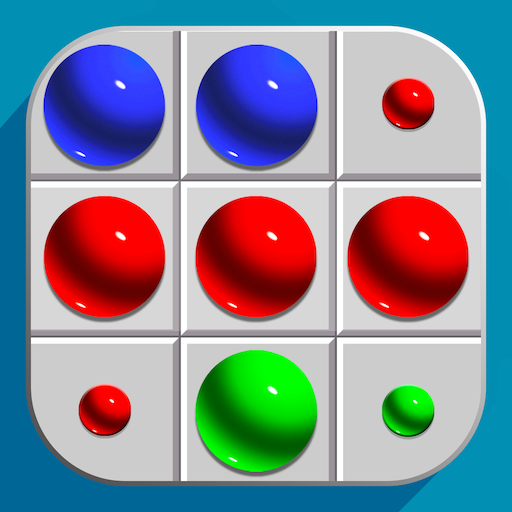 Line 98: Color lines, Connecting 5 Game 2.5.4 APK