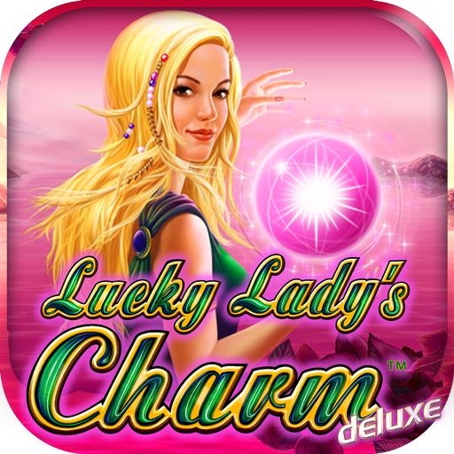 Lucky Lady's Charm Deluxe Casino Slot  5.33.0 APK MOD (Unlimited Coins) Download