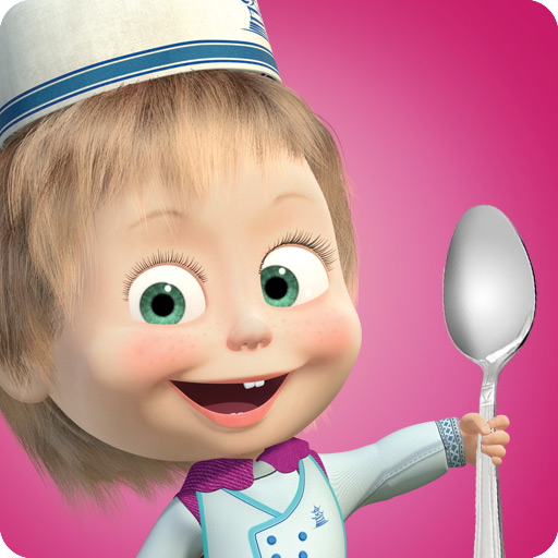 Masha and Bear: Cooking Dash  1.3.9 APK MOD (Unlimited Coins) Download