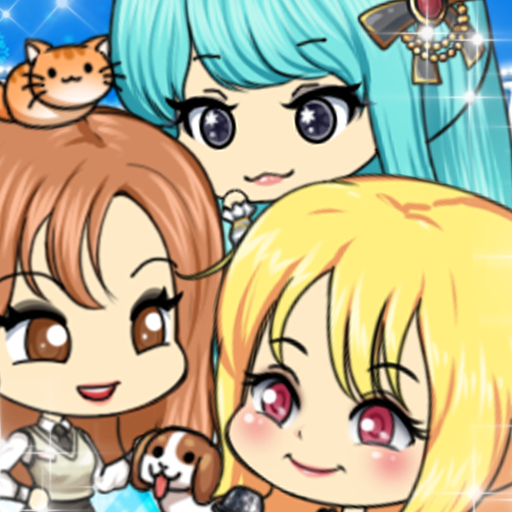 My Prettygirl Story : Dress Up Game , Cute doll 2.21.12  APK