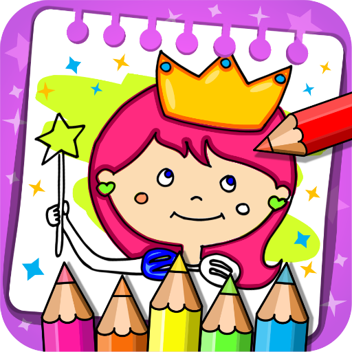 Princess Coloring Book & Games 1.44 APK