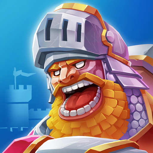 Royal Knight – RNG Battle Varies with device APK 2.15