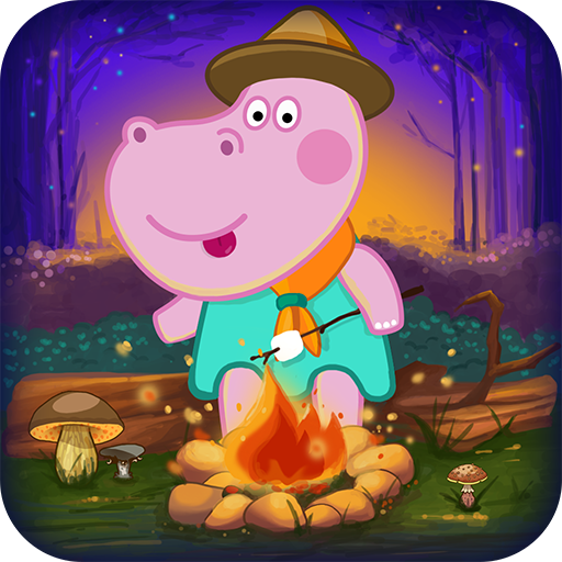 Scout adventures. Camping for kids 1.0.8 APK