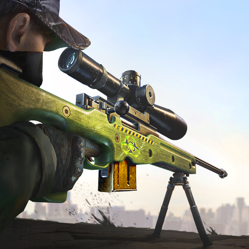 Sniper Zombies Offline Games 3D  1.32.1 APK MOD (Unlimited Coins) Download