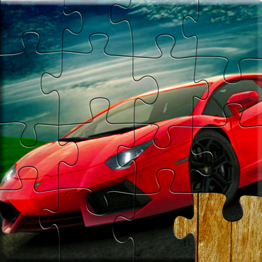 Sports Car Jigsaw Puzzles Game – Kids & Adults 🏎️ 26.2 APK