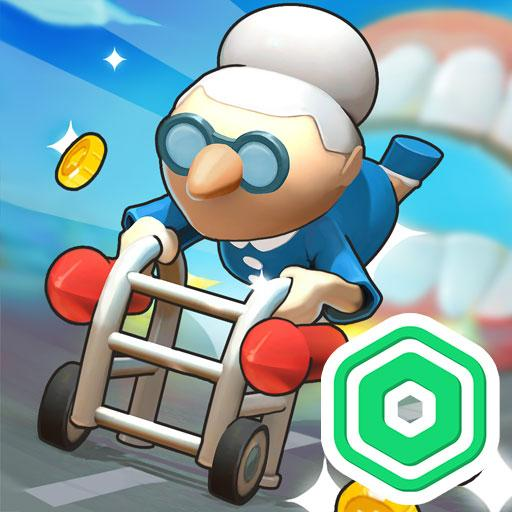 Strong Granny – Win Robux for Roblox platform 3.0 APK