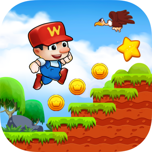 Super Bino Go New Adventure Game  1.3.1 APK