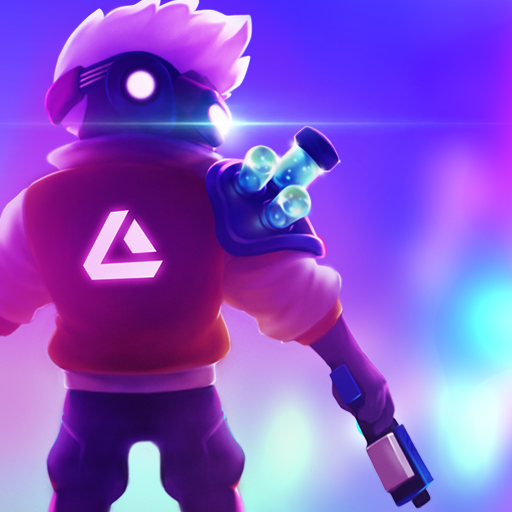 Super Clone cyberpunk roguelike action  7.0 APK MOD (Unlimited Coins) Download