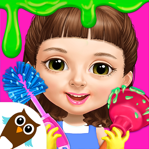 Sweet Baby Girl Cleanup 5 – Messy House Makeover 7.0.30018 APK